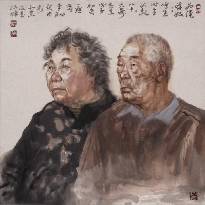 李翔 肖像-N 66X66
