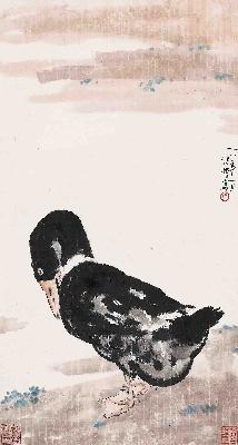 徐悲鸿 鸭——76.2MB